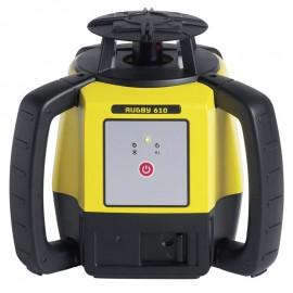 e-Leica - Niwelator laserowy Leica RUGBY 610 RE 160 Digital, Li-Ion
