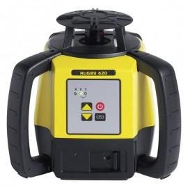 e-Leica - Niwelator laserowy Leica RUGBY 620, RE 160 Digital, Li-Ion